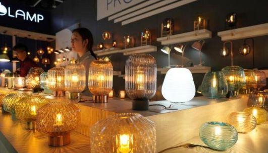 第11届香港国际春季灯饰展开幕,聚焦智能家居和环保节能理念壁挂机